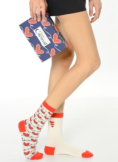 4'lü Çorap Set-Happy Carnival